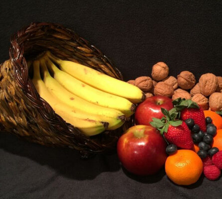 Fruit and vegetables and protection