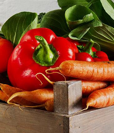 Seed Vegetables